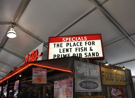 Lent Fish