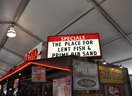 Lent Fish