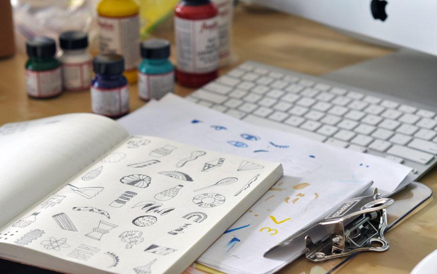 sketching_baggu